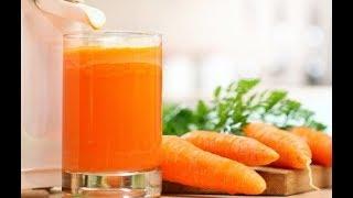 ★ 7 причин начать пить морковный сок уже сегодня. Кладезь витаминов для всей семьи