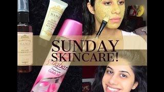 My sunday skincare routine | Demo | TGIV