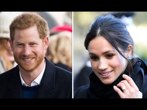 Prince Harry returns to Botswana where he sourced Meghan's ring