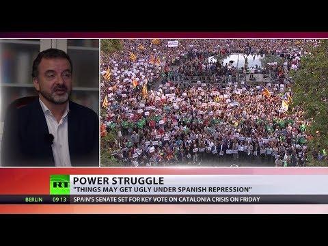 Catalonia At Crossroads: Senate to vote on direct rule over region