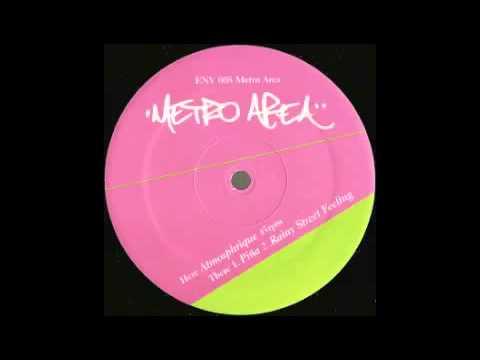 Metro Area - Rainy Street Feeling [Environ, 1999]