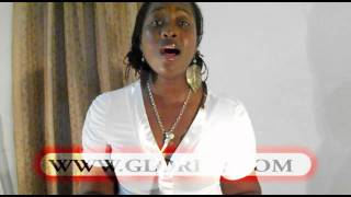 I Surrender All - Christian Hymn Video - Acapella Song by Rashida Rose - Jamaica