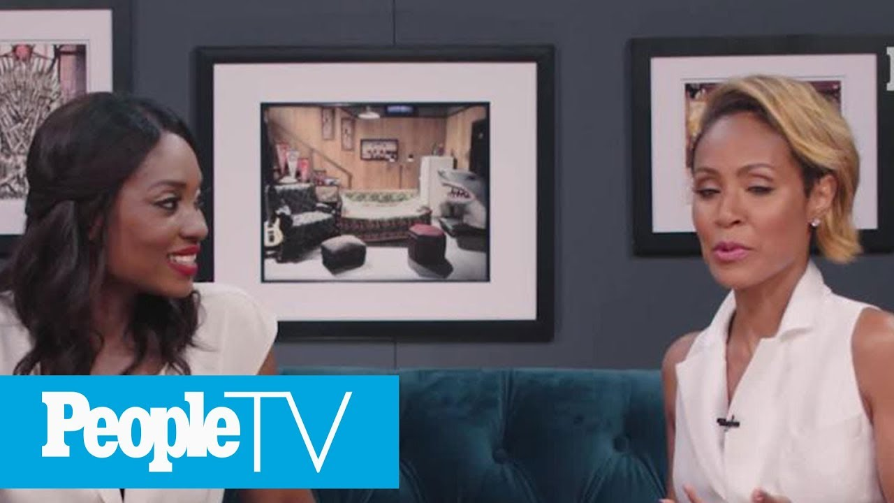 Jada Pinkett Smith Looks Back On Her Friendship With Tupac | PeopleTV | Entertainment Weekly
