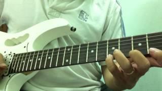 Bài tập quét dây theo phong cách Yngwie Malmsteen - học solo guitar