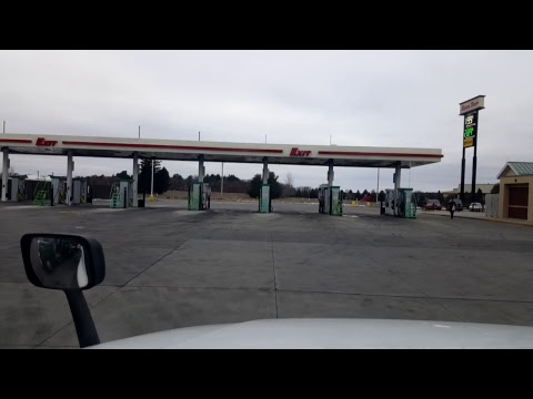 BigRigTravels LIVE! Tomah to Plover, Wisconsin WI 21, Interstate 39-Dec. 21, 2018