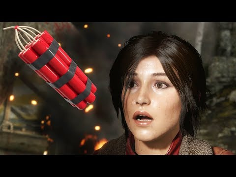 That's Dynamite! (Game Fails #168)