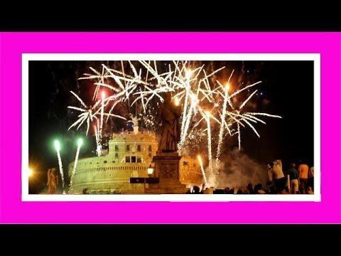 Girandola di Castel Sant'Angelo - 29 Giugno 2011