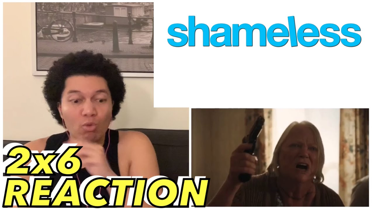 """Download Shameless Reaction Season 2 Episode 6  """"Can I Have A Mother"""" 2x6 REACTION!!!"""
