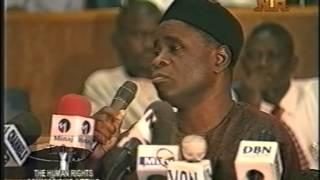 I Got To Know About The Coup Plan Through Gen. Diya, Said Maj. Gen. Adisa - #Oputapanel