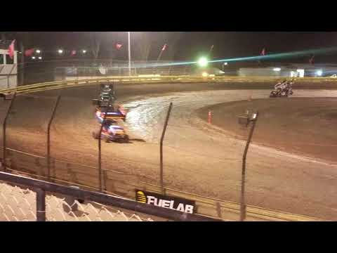 Lemoore Raceway KOFC 9/8/18 Restricted Main