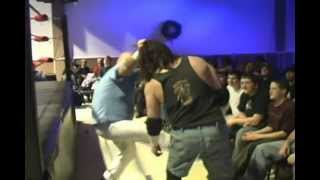 Buzz TV 108 Horace The Psychopath v JB Trask No DQ IWA 12 19 09