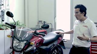 Incolmotos Yamaha - Comodidad SZ-R