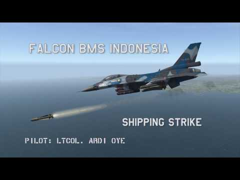 Falcon BMS Indonesia : Shipping Strike