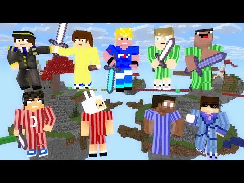 Bed Wars: Part 4 (Minecraft Animation) [Hypixel]