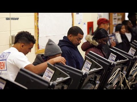 16 States Face New Voting Restrictions in First Election in 50 Years Without Full Voting Rights Act