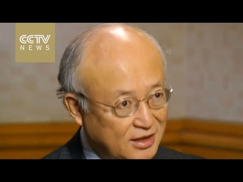 IAEA chief praises China's dedication