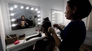 Подробно о голливудском наращивании волос (на трессы)