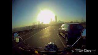 Test Ride with Gitup Git2- Part1