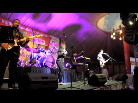 "Goan Band "" Lynx "" - Subba Honae Na Dae / Dansa Kuduro - LIVE in DOHA"