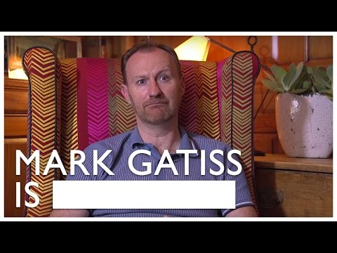 Mark Gatiss Vs YouTube Comments - Sherlock