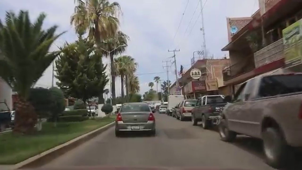Download Dando una vuelta en Pabellón de Arteaga, Aguascalientes - Parte 1