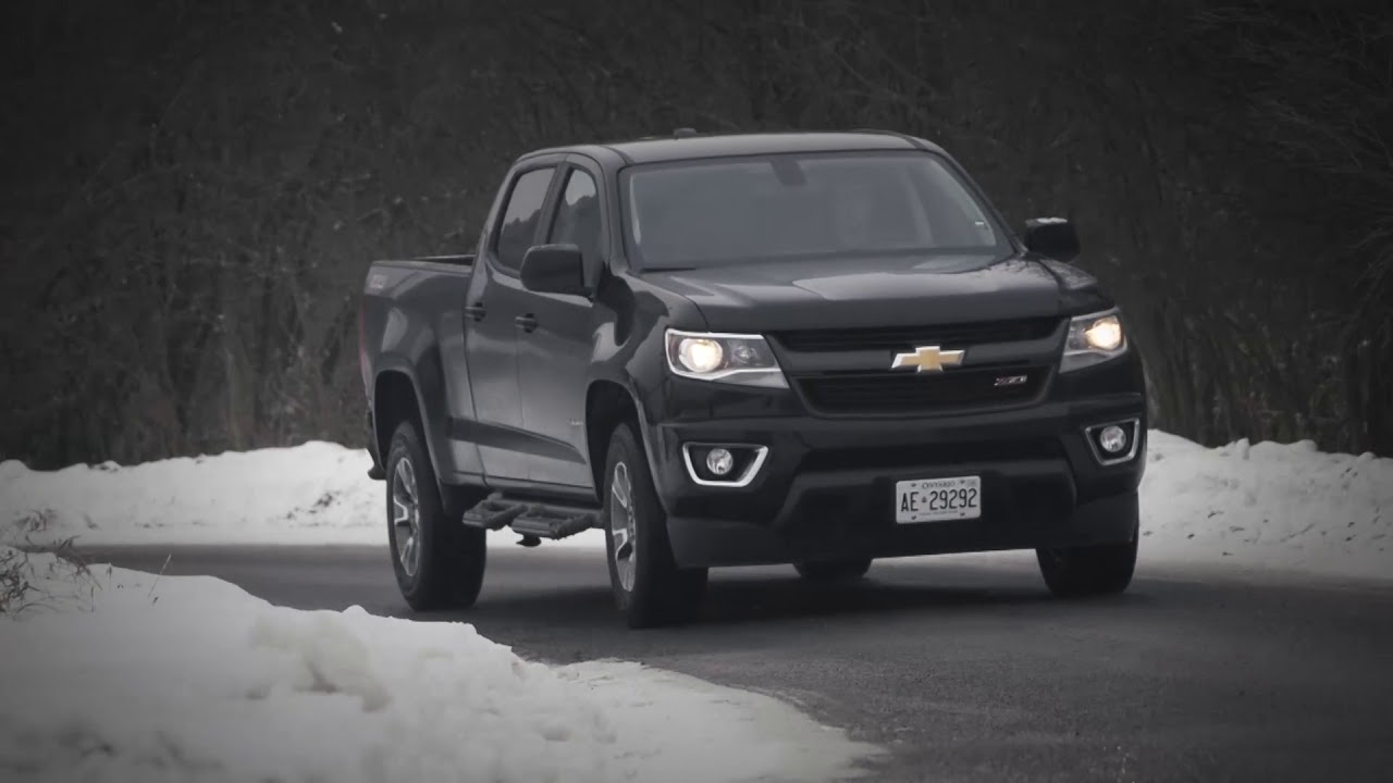 Pickup Review: 2015 Chevrolet Colorado | Driving