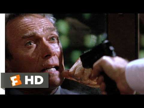 In the Line of Fire (7/8) Movie CLIP - Aim High (1993) HD