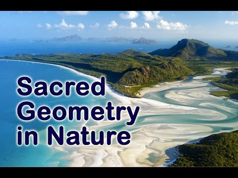 Sacred Geometry Observations in Nature by Michael H. Cranfor
