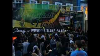 Notting Hill Carnival 2014 (Old School Bashment/Reggae Music) London W10