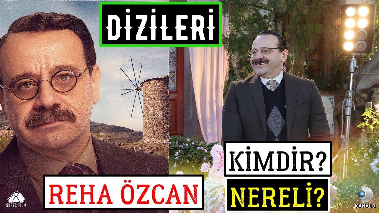 Mucize Doktor Dizi Oyuncusu Reha Özcan (Adil) Kimdir?