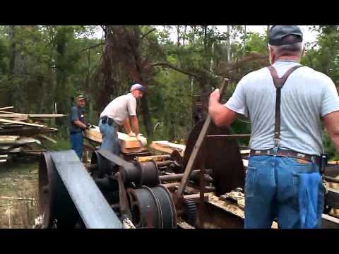 Antique Sawmill Parts