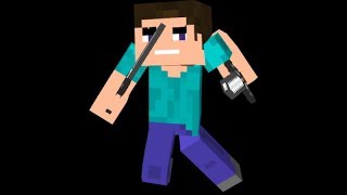 an old minecraft video