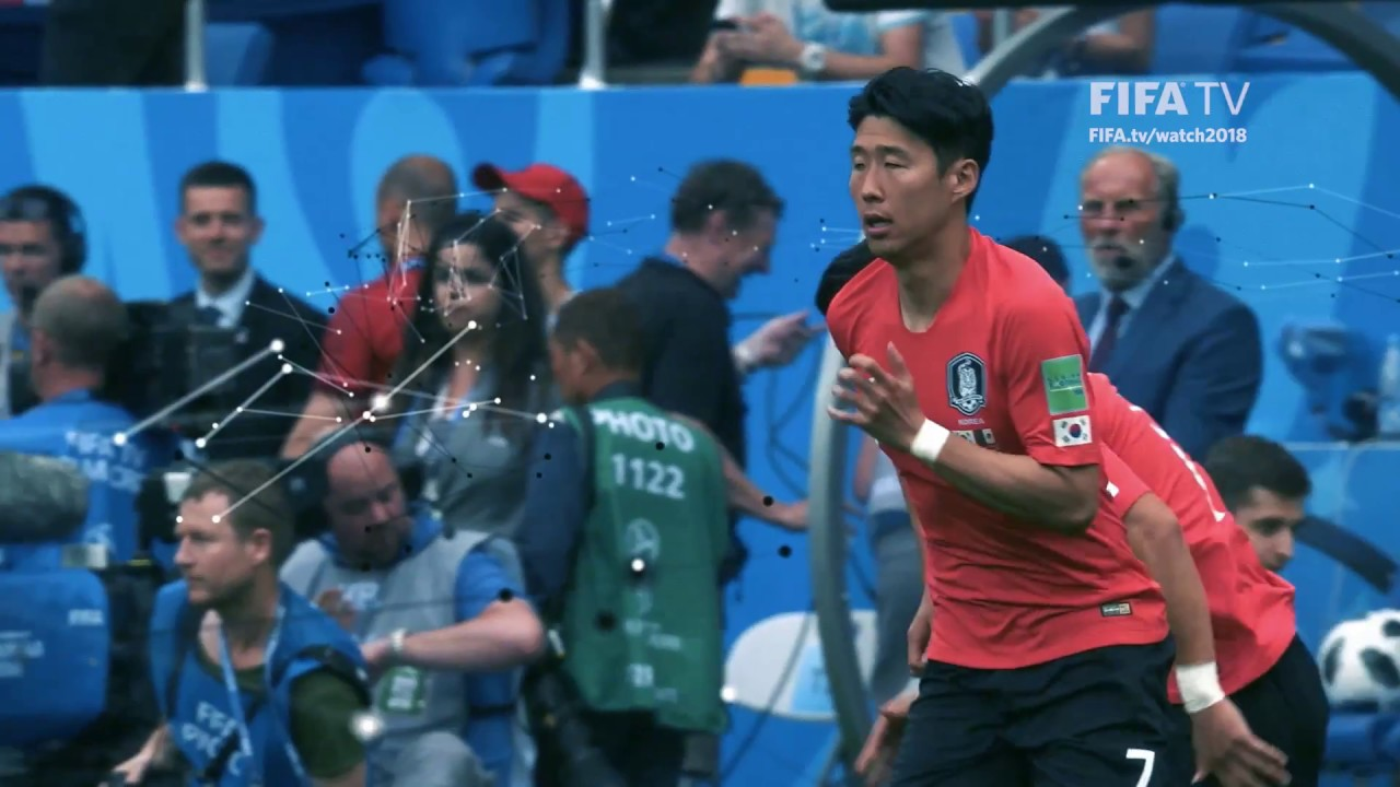 Korea Republic ready for the World Champions
