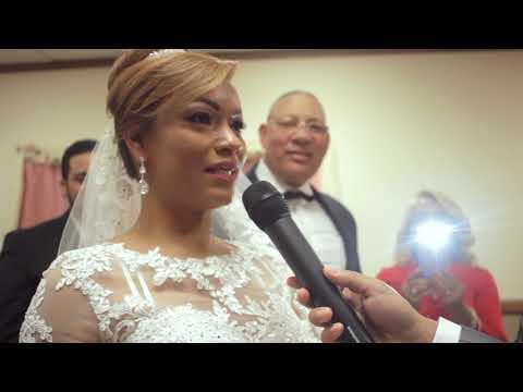 Almonte Records & Films Presents: WORLD PREMIERE!! Jean Louis and Ceila Uralis Almonte Wedding Video