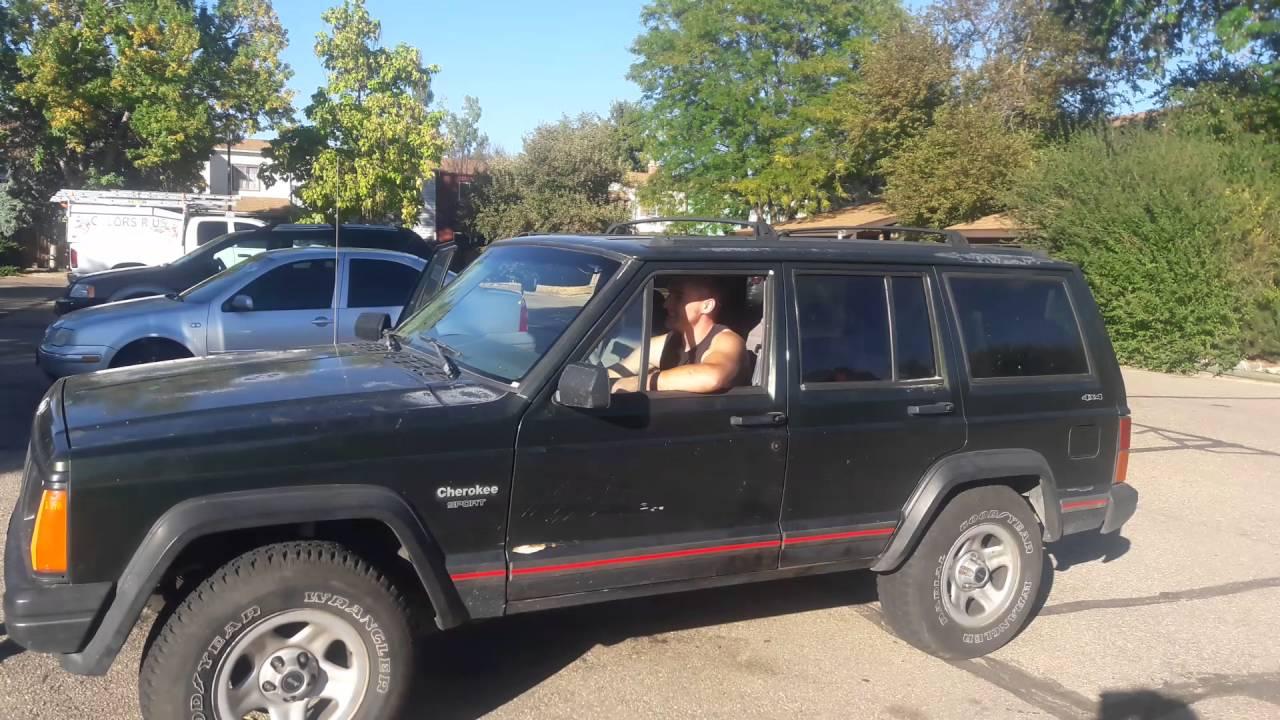 Muffler  Catalytic Converter Delete 96 Jeep Cherokee Sport