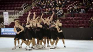 2017 US Eastern Synchronized Skating Sectional Championships