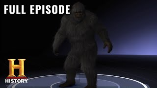 MonsterQuest: CLOSE ENCOUNTERS WITH BIGFOOT (S3, E8) | Full Episode | History
