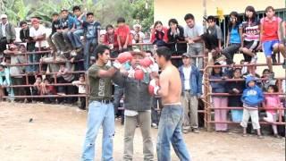 Box Ranchero en Santiago Camotlan 2011