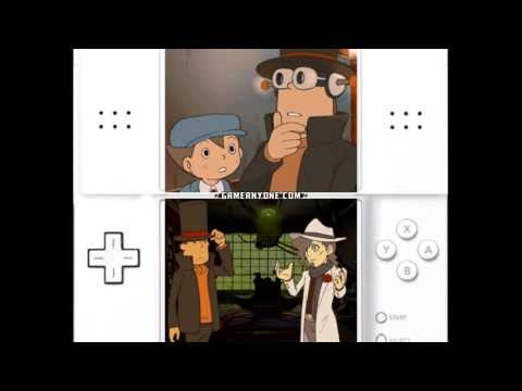 Professor Layton and the Unwound Future Walkthrough - Part 32: Chapter 9[3 of 4]