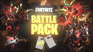 -BATTLE PACK GFX FORTNITE V1- [50 LIKES] - 500 RENDERS