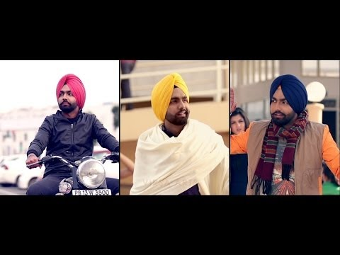 Bullet vs Chammak Challo - Ammy Virk | Official Video | New Punjabi Songs 2016 | Jattizm
