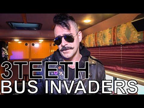 3TEETH - BUS INVADERS Ep. 1294