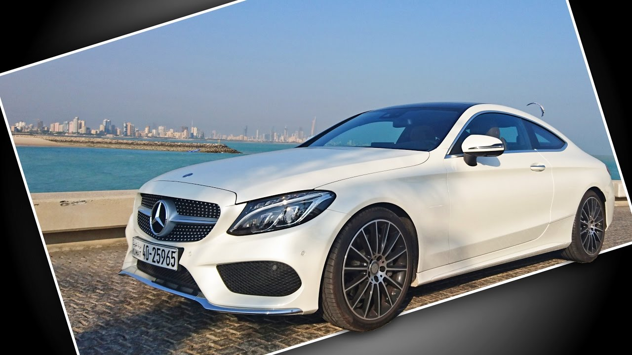 2017 Mercedes Benz C300 Coupe Amg 10min View
