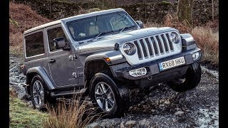 2019 Jeep Wrangler Sahara Off-Road Test Drive