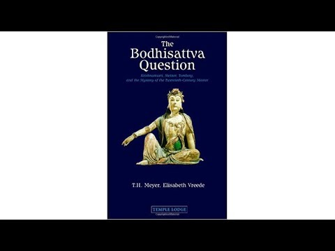 "Interview with T H Meyer on his book ""The Bodhisattva Question"""
