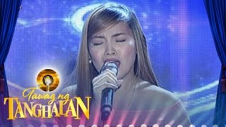Tawag ng Tanghalan: Nikki Joy Enriquez | Maybe This Time