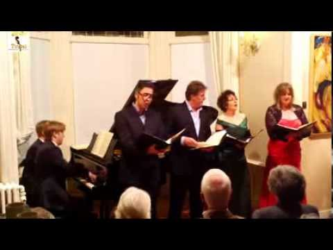 Een avond in driekwartsmaat   J Brahms   Liebeslieder Walzer   Opus 52