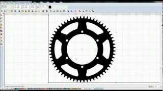 Torchmate Cad/cam & Sprocketeer 2.0: Designing A Sprocket