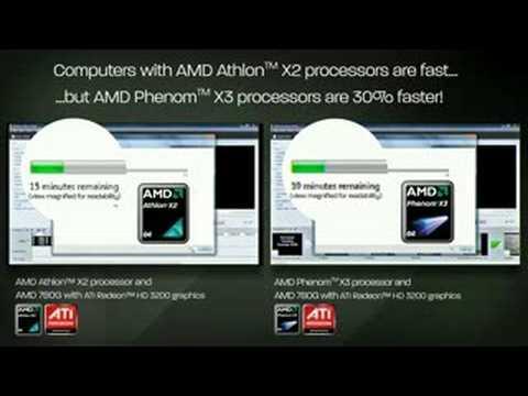 AMD ATHLON 64/PHENOM/PHENOM II DRIVER WINDOWS