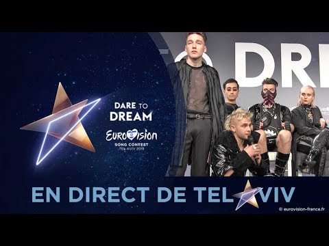 HATARI - ICELAND - ISLANDE - Eurovision 2019 - The full press conference
